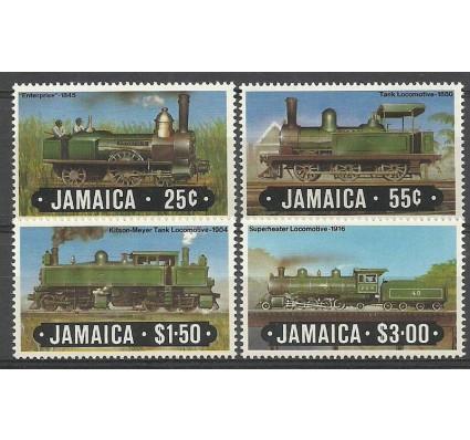 Znaczek Jamajka 1984 Mi 595-598 Czyste **