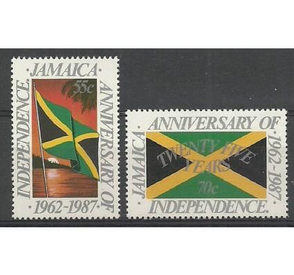 Znaczek Jamajka 1987 Mi 675-676 Czyste **