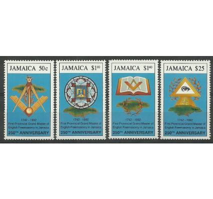 Znaczek Jamajka 1992 Mi 788-791 Czyste **