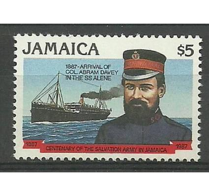 Znaczek Jamajka 1987 Mi 682 Czyste **