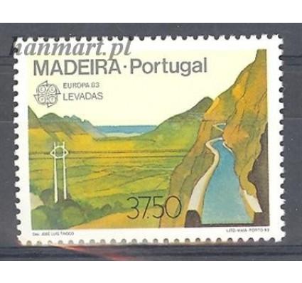 Znaczek Madera 1983 Mi 84 Czyste **
