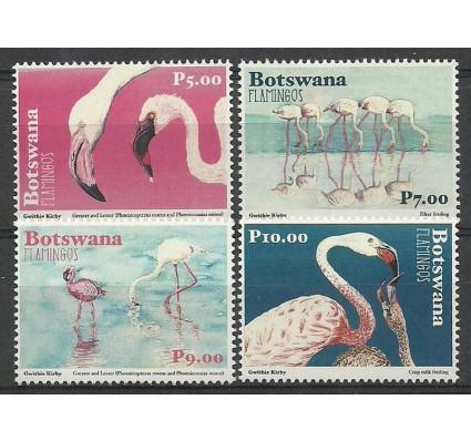 Znaczek Botswana 2018 Mi 1075-1078 Czyste **