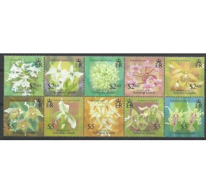 Znaczek Wyspy Salomona 2004 Mi 1139-1148 Czyste **