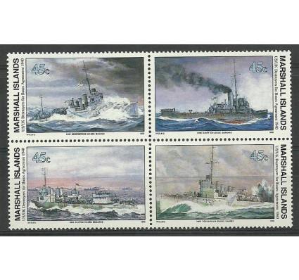 Znaczek Wyspy Marshalla 1990 Mi 310-313 Czyste **