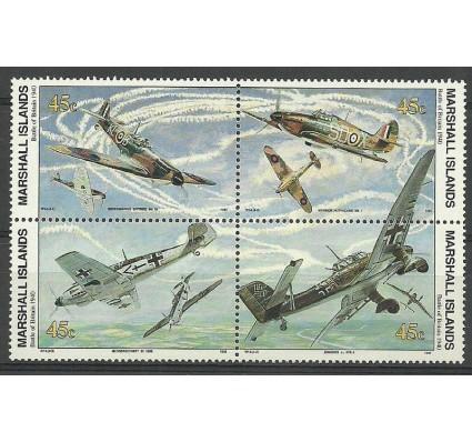 Znaczek Wyspy Marshalla 1990 Mi 314-317 Czyste **