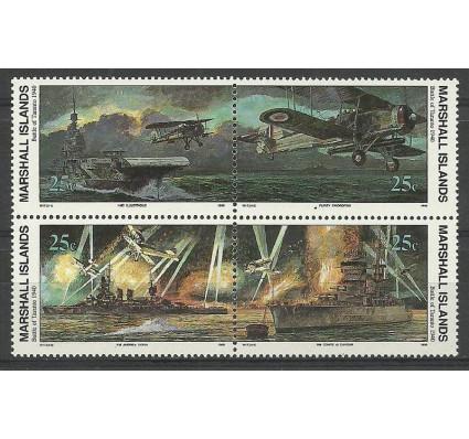 Znaczek Wyspy Marshalla 1990 Mi 330-333 Czyste **