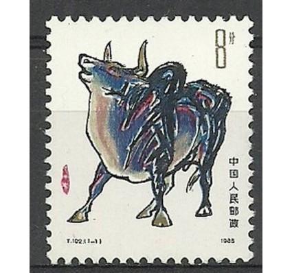 Znaczek Chiny 1985 Mi 1988A Czyste **