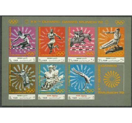 Znaczek Jemen Północny 1971 Mi ark 1471-1477 Czyste **