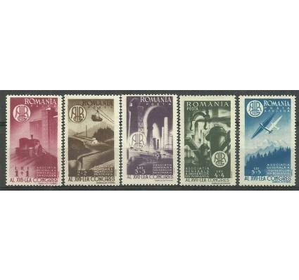 Znaczek Rumunia 1947 Mi 1078-1082 Czyste **