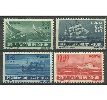 Znaczek Rumunia 1948 Mi 1149-1152 Czyste **