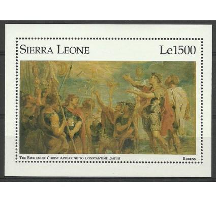 Znaczek Sierra Leone 1996 Mi bl 294 Czyste **