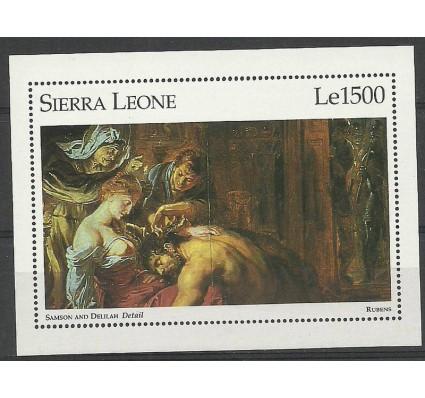 Znaczek Sierra Leone 1996 Mi bl 295 Czyste **