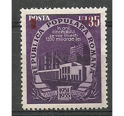 Znaczek Rumunia 1952 Mi 1362 Czyste **