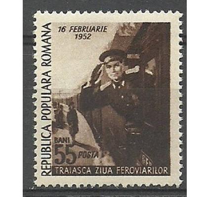 Znaczek Rumunia 1952 Mi 1385 Czyste **