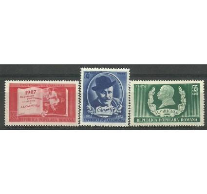Znaczek Rumunia 1952 Mi 1386-1388 Czyste **