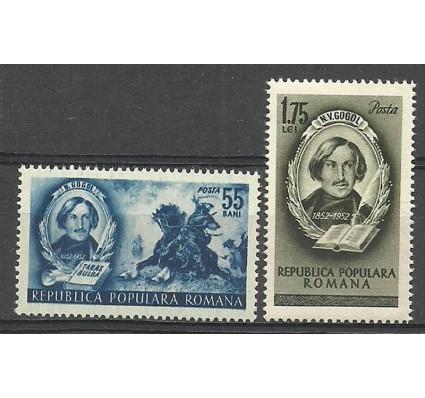 Znaczek Rumunia 1952 Mi 1389-1390 Czyste **