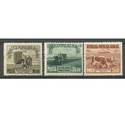 Znaczek Rumunia 1953 Mi 1459-1461 Czyste **