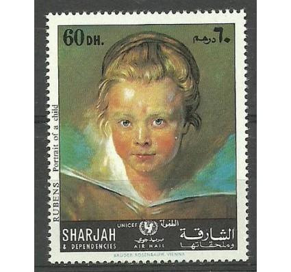 Znaczek Sharjah 1970 Mi 584 Czyste **