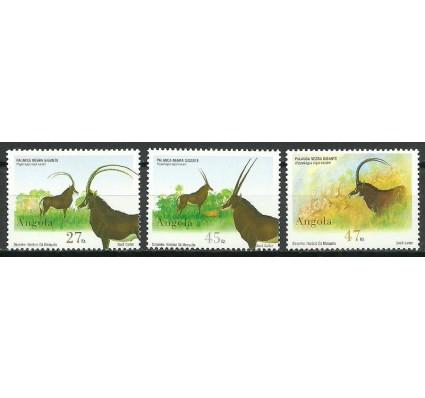 Znaczek Angola 2003 Mi 1699-1701 Czyste **