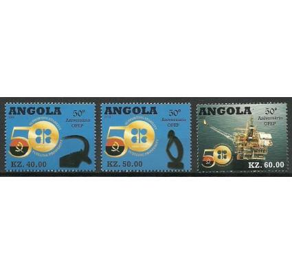 Znaczek Angola 2010 Mi 1843-1845 Czyste **