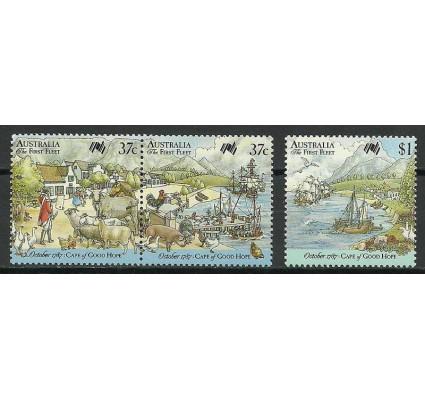 Znaczek Australia 1987 Mi 1059-1061 Czyste **