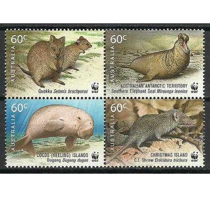 Znaczek Australia 2011 Mi 3606-3609 Czyste **