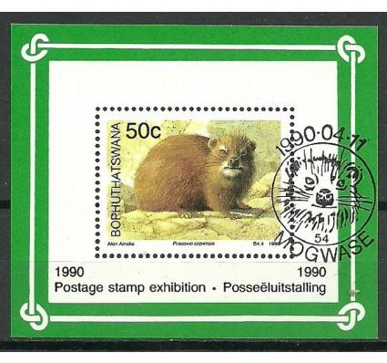 Znaczek Bophuthatswana 1995 Mi bl 5 Stemplowane