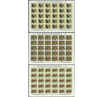 Znaczek Brazylia 1988 Mi ark 2259-2261 Czyste **