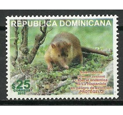 Znaczek Dominikana 2010 Mi 2189 Czyste **