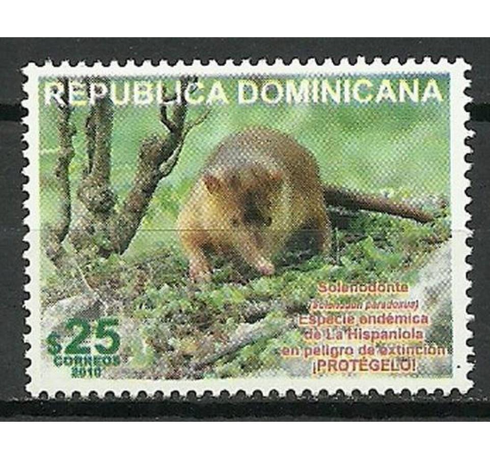 Dominikana 2010 Mi 2189 Czyste **