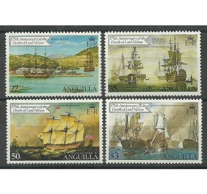 Znaczek Anguilla 1981 Mi 427-430 Czyste **