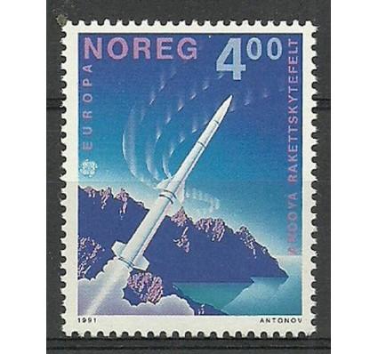 Znaczek Norwegia 1991 Mi 1063 Czyste **