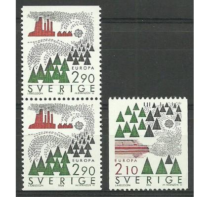 Znaczek Szwecja 1986 Mi 1397-1398C,Do,Du Czyste **