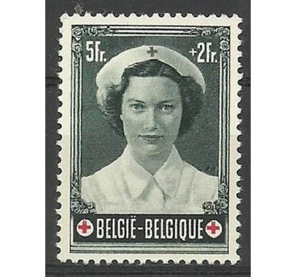 Znaczek Belgia 1953 Mi 966 Czyste **
