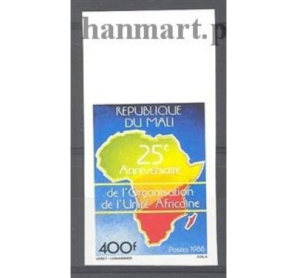 Znaczek Mali 1988 Czyste **