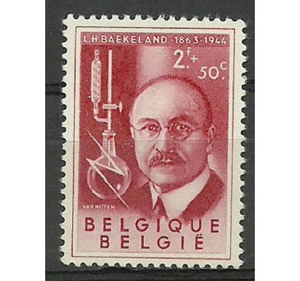 Znaczek Belgia 1955 Mi 1025 Czyste **