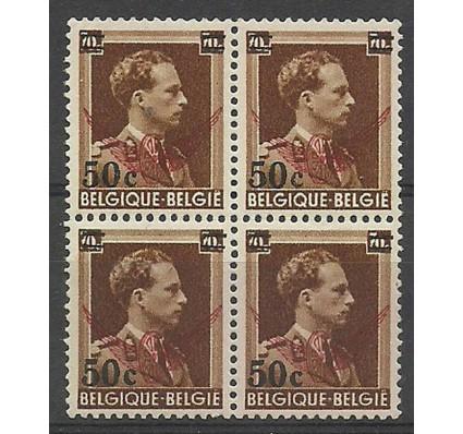 Znaczek Belgia 1942 Mi die 33 Stemplowane