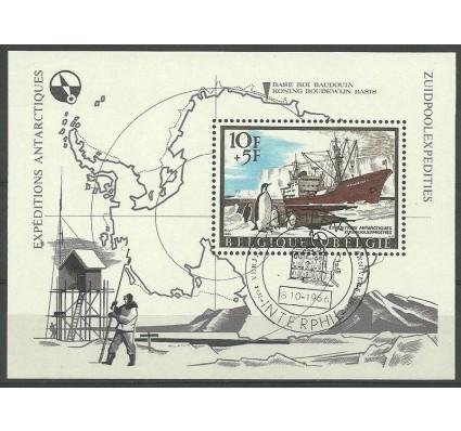 Znaczek Belgia 1966 Mi bl 36 Stemplowane