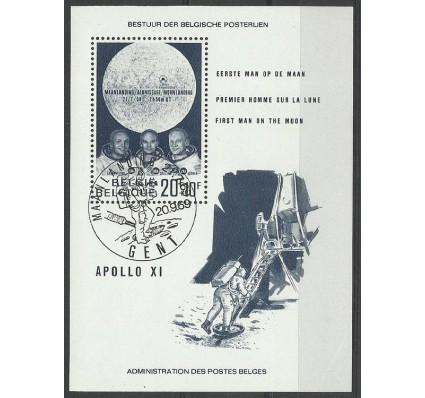Znaczek Belgia 1969 Mi bl 40 Stemplowane