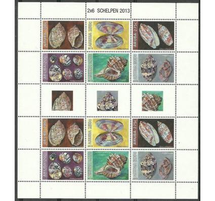 Znaczek Aruba 2013 Mi ark 761-766 Czyste **