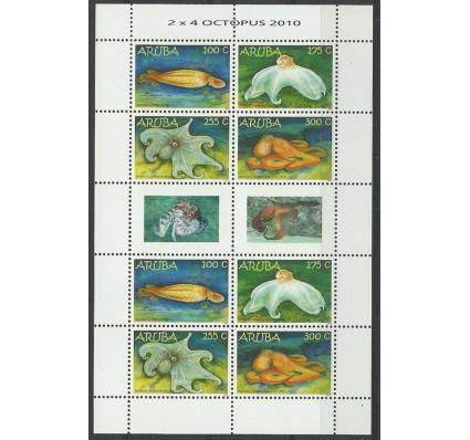 Znaczek Aruba 2010 Mi ark 527-530 Czyste **