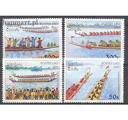 Znaczek Laos 1997 Mi 1612-1615 Czyste **