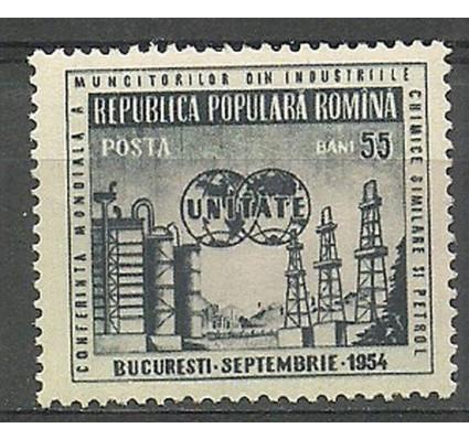 Znaczek Rumunia 1954 Mi 1489 Czyste **