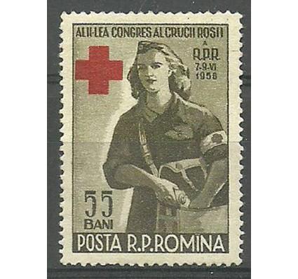 Znaczek Rumunia 1956 Mi 1579 Czyste **