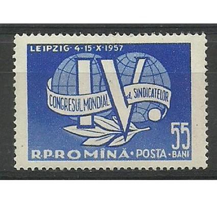 Znaczek Rumunia 1957 Mi 1670 Czyste **