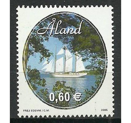 Znaczek Wyspy Alandzkie 2005 Mi 255 Czyste **