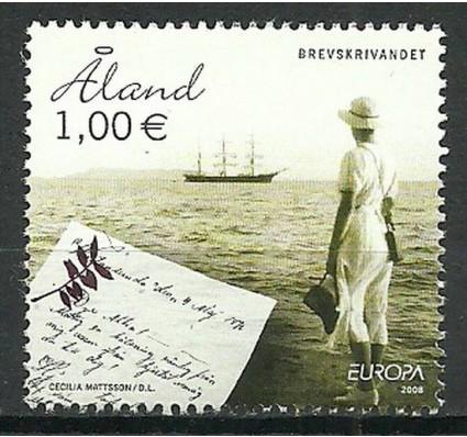 Znaczek Wyspy Alandzkie 2008 Mi 294 Czyste **