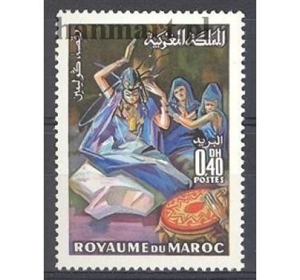 Znaczek Maroko 1970 Mi 667 Czyste **