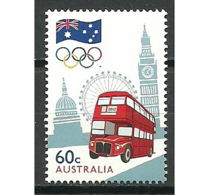 Znaczek Australia 2012 Mi 3752 Czyste **