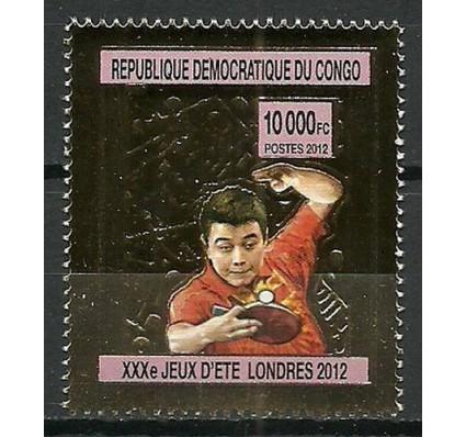 Znaczek Kongo Kinszasa / Zair 2012 Mi 2156A Czyste **